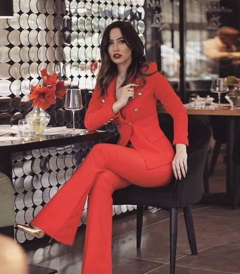 Navijačkom fotkom zapalila internet: 'Sliči na Megan Fox'