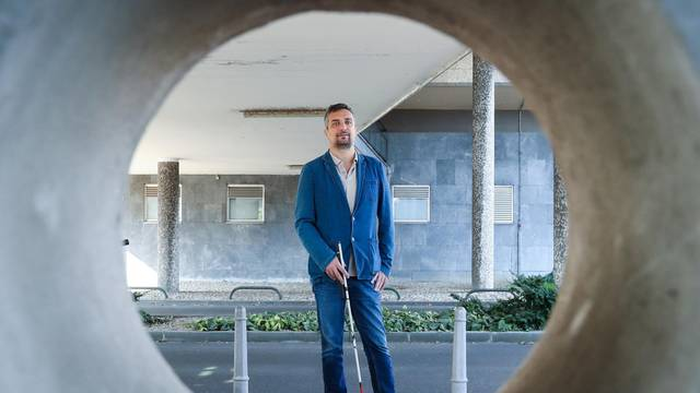 Jedini slijepi filmski kritičar u Hrvatskoj i strastveni kvizaš: Uz strpljenje, sve dođe na svoje