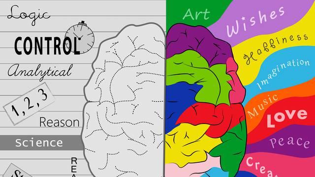 Otkrijte koja strana mozga vam je dominantna i što to znači