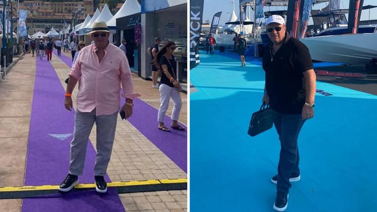 Kerum: 'Dragi prijatelji, otiša' sam malo do Nice i Cannesa'