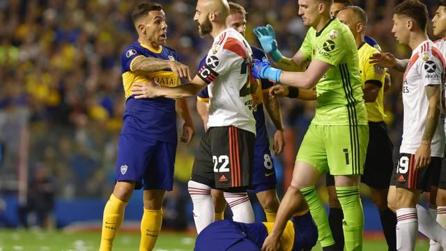 Copa Libertadores - Semi Final - Second Leg - Boca Juniors v River Plate