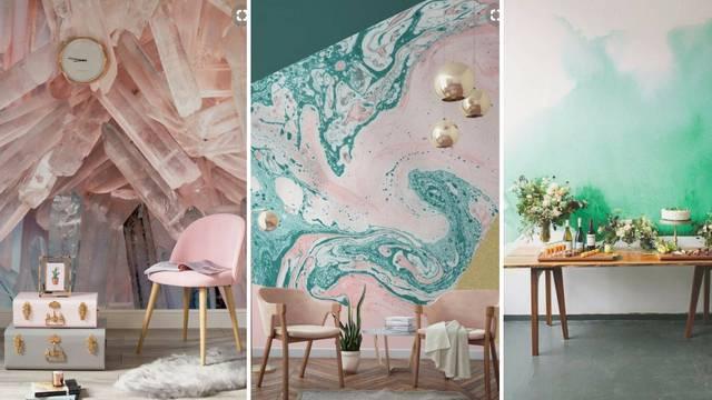 Top kombinacija 2018. godine: ružičasta i smaragdno zelena