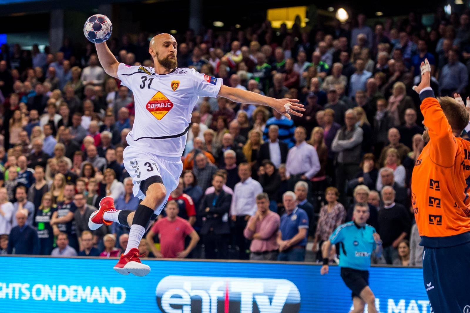 Handball: SG Flensburg-Handewitt vs Vardar Skopje