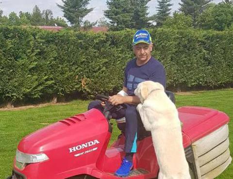 Milinović nakon nesreće: 'Kosio sam već dan poslije operacije'