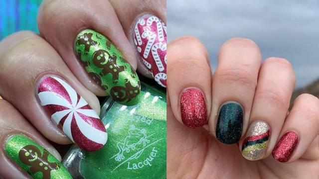 Simpatični nail-art trend: Svaki nokat ima svoju boju i uzorak