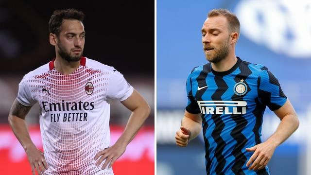 Zamjena za Eriksena? Inter će uzeti zvijezdu najvećem rivalu!