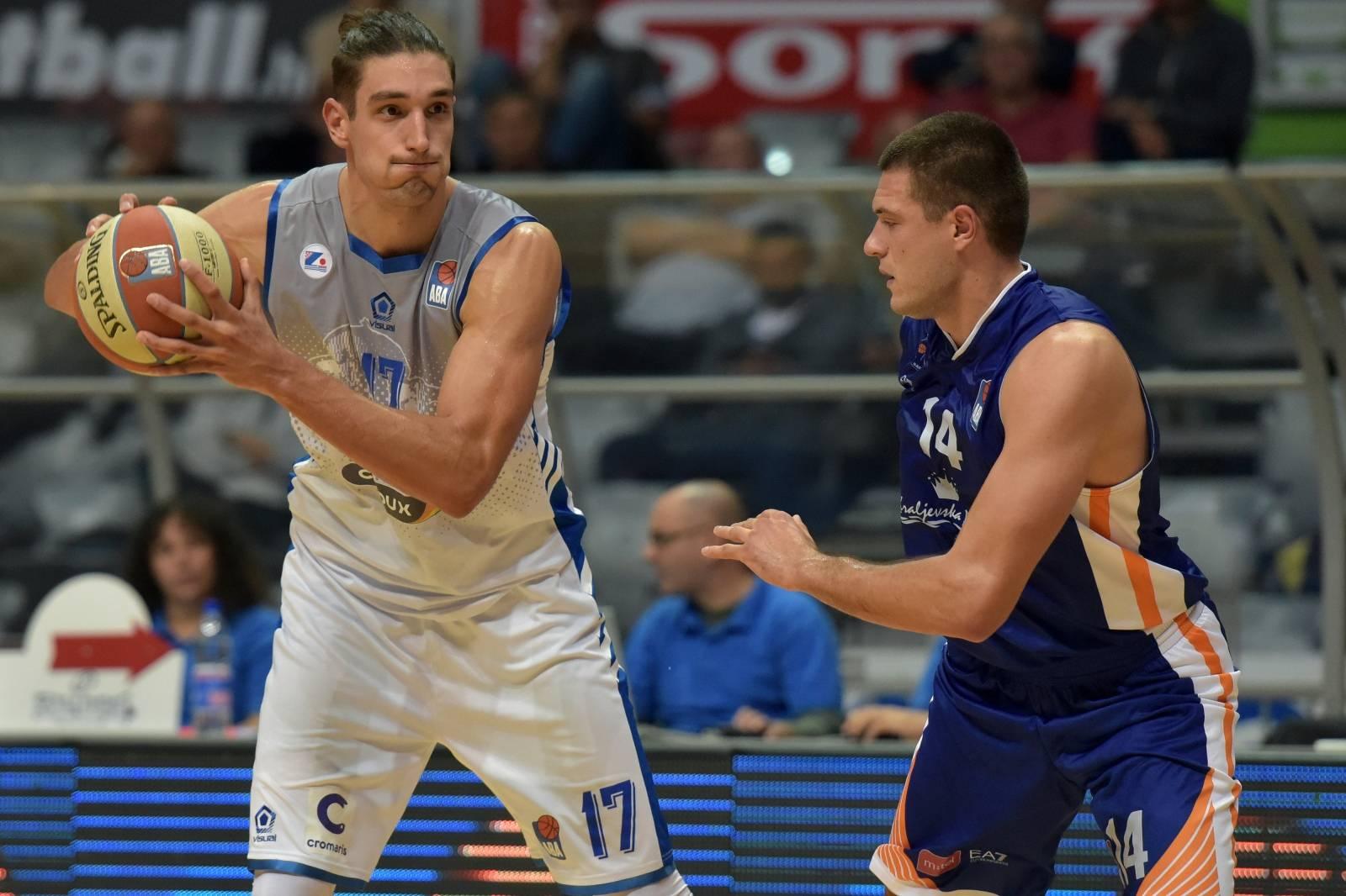 Zadar: U 4. kolu ABA Lige sastali se Zadar i Mornar