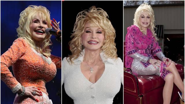 Dolly Parton: 'Volim ku*vinski izgled, uzor mi je prostitutka'
