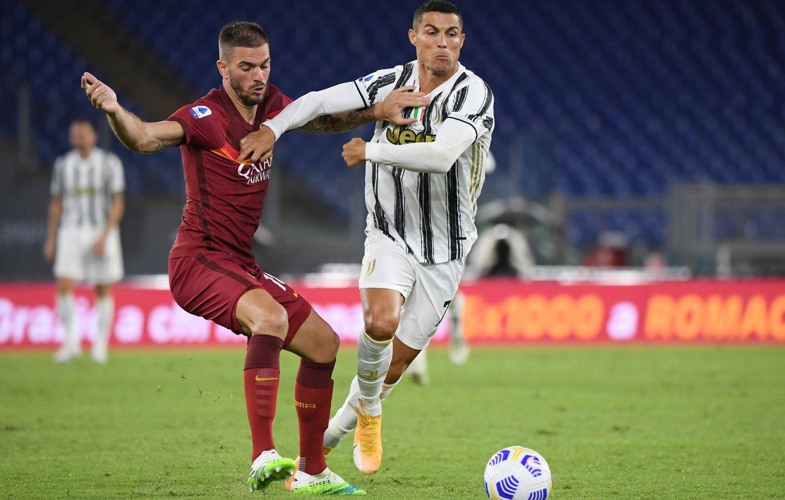 Serie A - AS Roma v Juventus