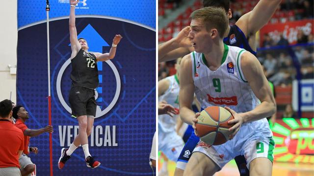 ESPN: Luka Šamanić najveći je pobjednik na draft testiranju...