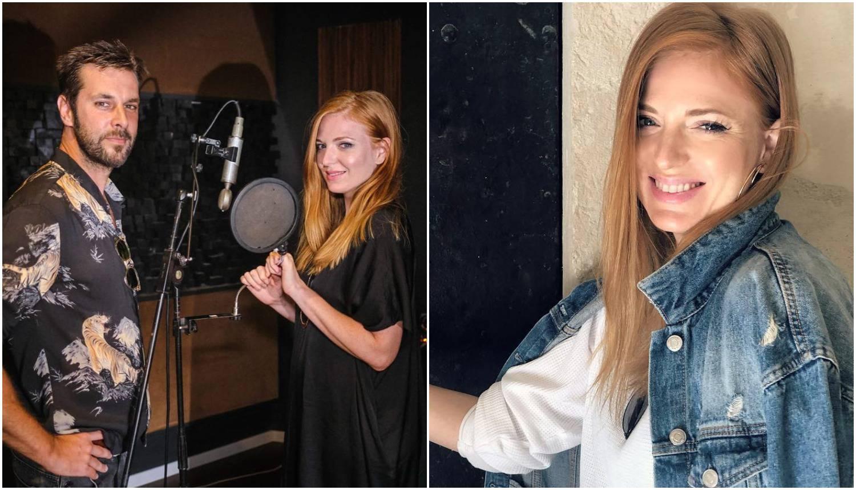 Janjić je 'uskočila' u pjevačke vode: 'Pjesma lako ulazi u uho'
