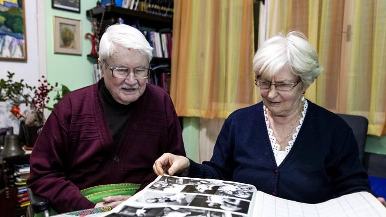 Jakša i Tatjana su 57 godina u braku: 'Nemojte nikad otići na spavanje, a da se ne poljubite'