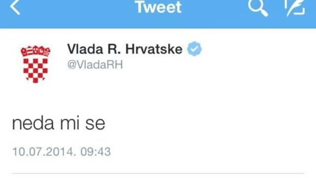 Vlada/Twitter