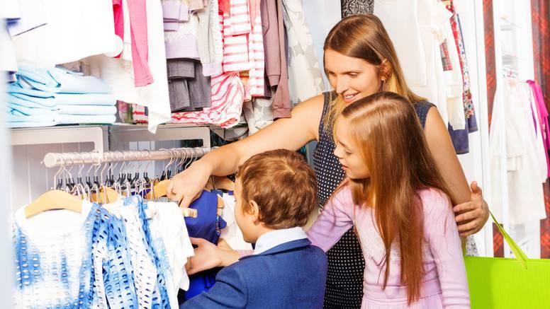 Naučite kako odgonetnuti koja odjeća odgovara vašem djetetu