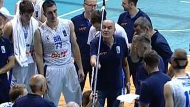 Vujošević prolupao: Igračima je citirao Tita iz Bitke na Neretvi