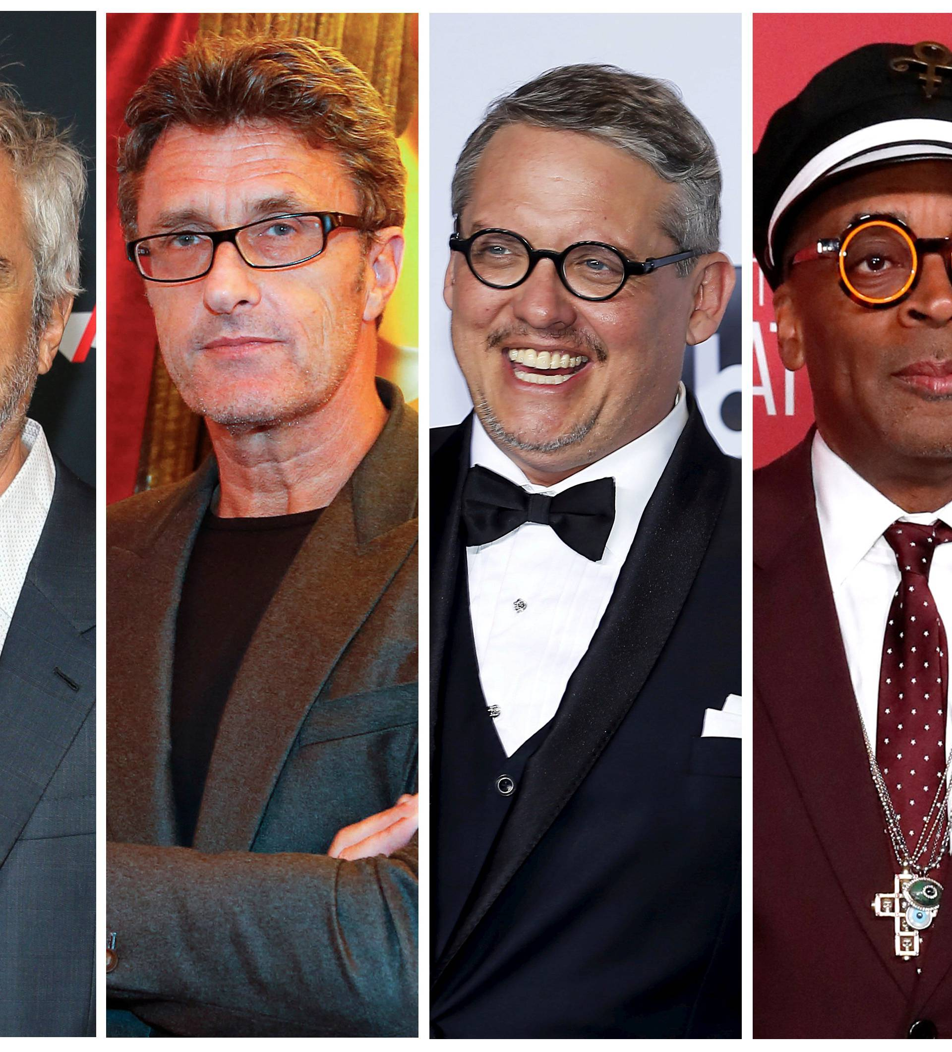Best director Oscar nominees for the 91st annual Academy Awards (L-R)  Cuaron, Pawlikowski,  McKay, Lee and Lanthimos are seen in a combination of file photos