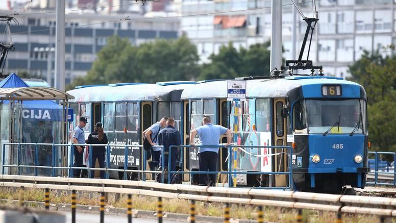 Policija traga za ubojicom: Izbodenog Sinišu V. (52) u tramvaju je prva uočila putnica