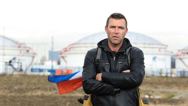 Pun mu je kufer: Prešao je 500 kilometara za bolesnu djecu