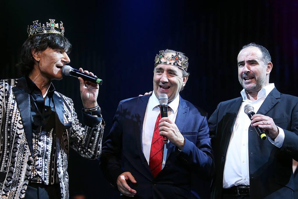 Kralj zabave ima veliko srce: Grdović piše himnu za Rome