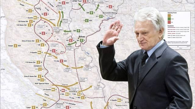 Slobo  je pogledao Martićev plan obrane Krajine i samo mi rekao: 'Momo, pa to je neobranjivo!'