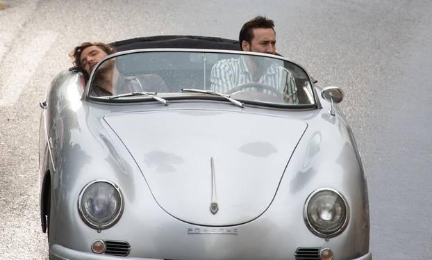 Izazvao pažnju: Nicolas Cage u Porscheu jurcao po Dubrovniku