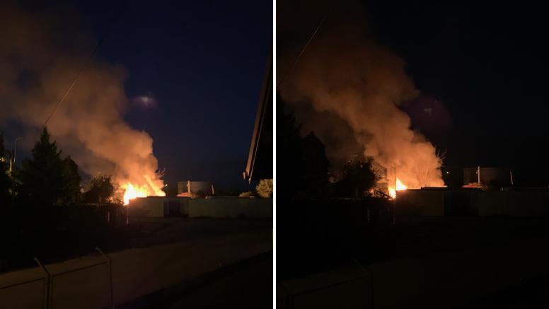 Novi požar na zagrebačkim Strugama: 'Ne možemo disati od dima, ništa ne poduzimaju'
