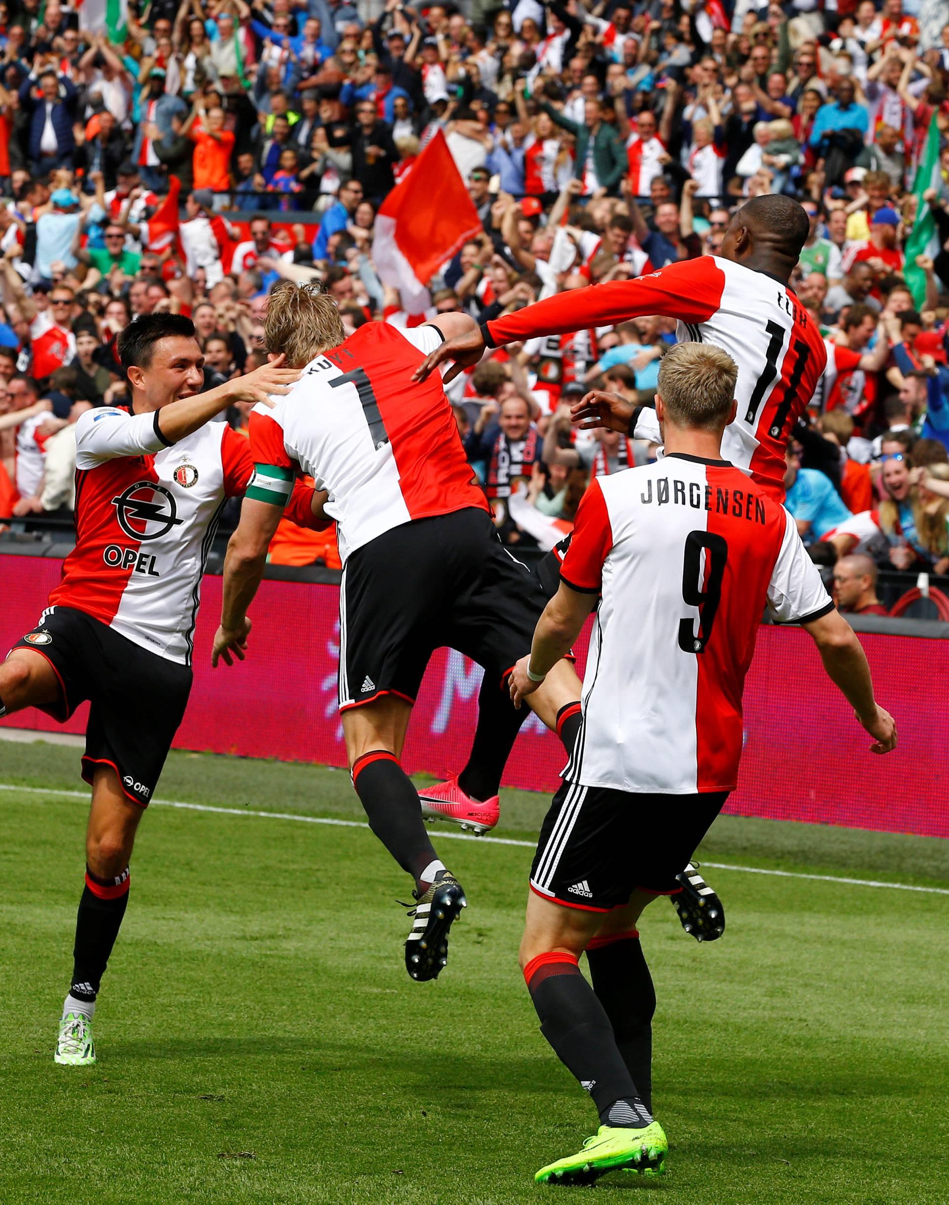 Feyenoord Rotterdam v Heracles Almelo - Dutch Eredivisie