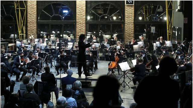 Zagrebačka filharmonija izvela remek-djela u Tvornici kulture
