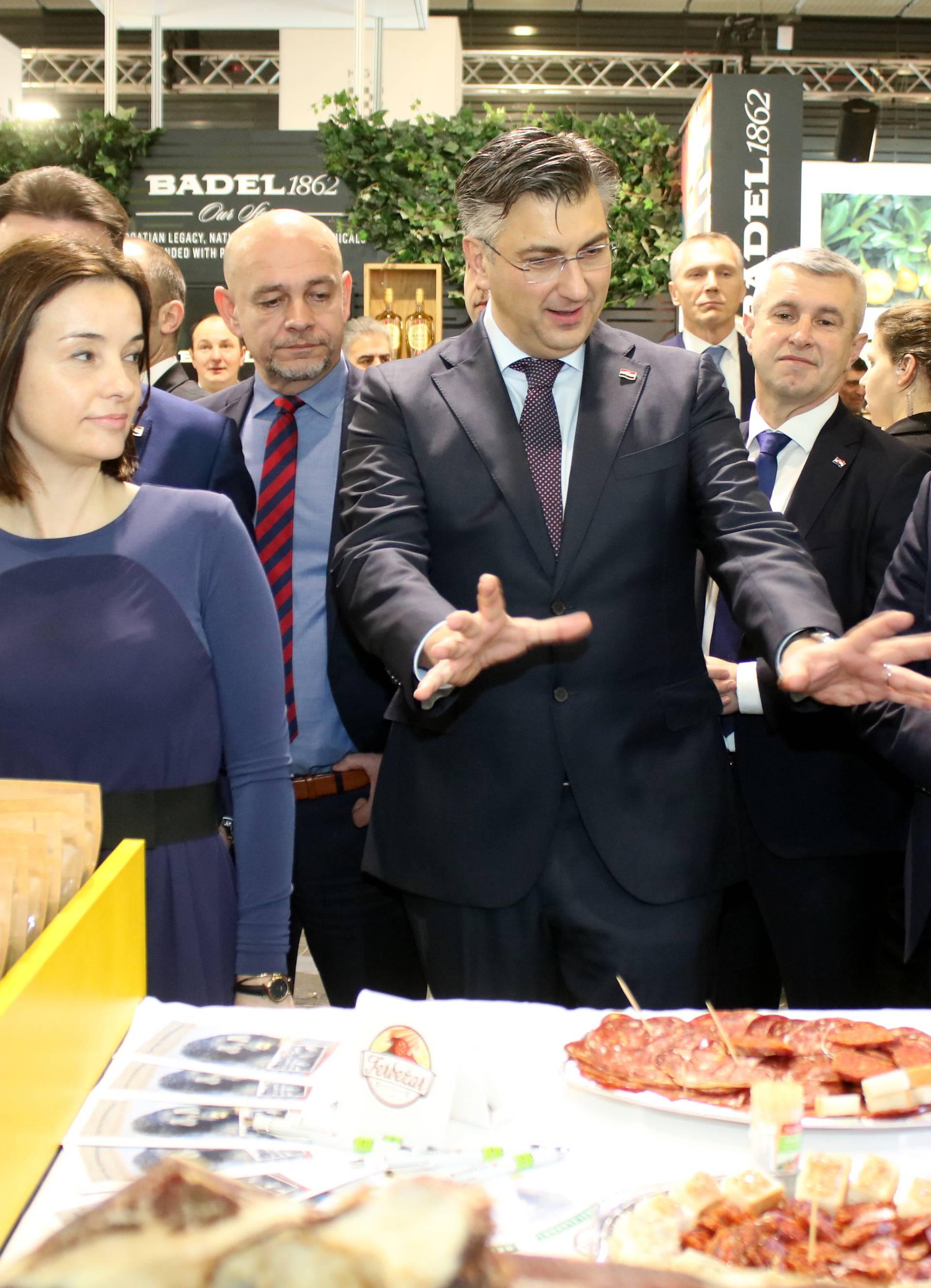 Plenković: Očekujemo poticaj i za hrvatske poljoprivrednike...