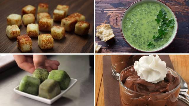 Ne bacajte ostatke hrane: Od njih napravite puding ili sokove