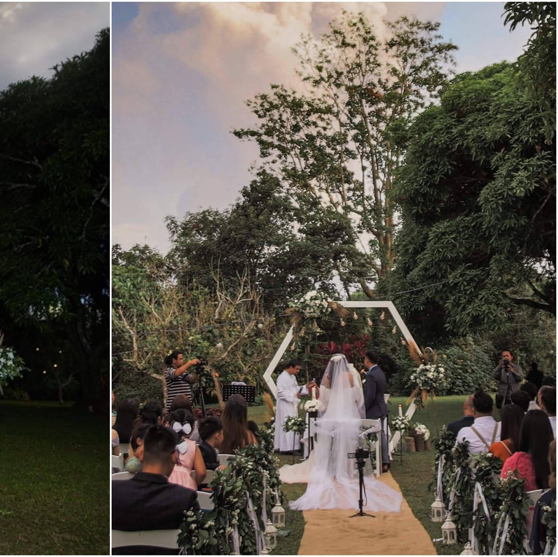 Vjenčali se za vrijeme erupcije: Ni vulkan im nije dan pokvario