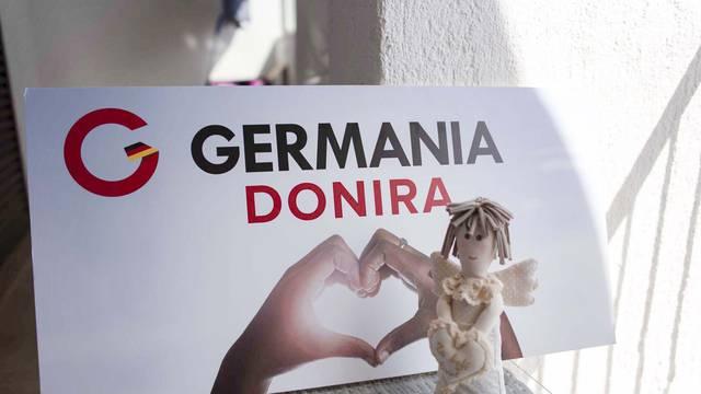 """""""Zajedno sretni"""" – Germania sport podržala rad Centra Juraj Bonači"""