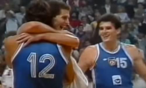 'Vidio sam Jugoslaviju i pitao se zašto ti dečki nisu u NBA'