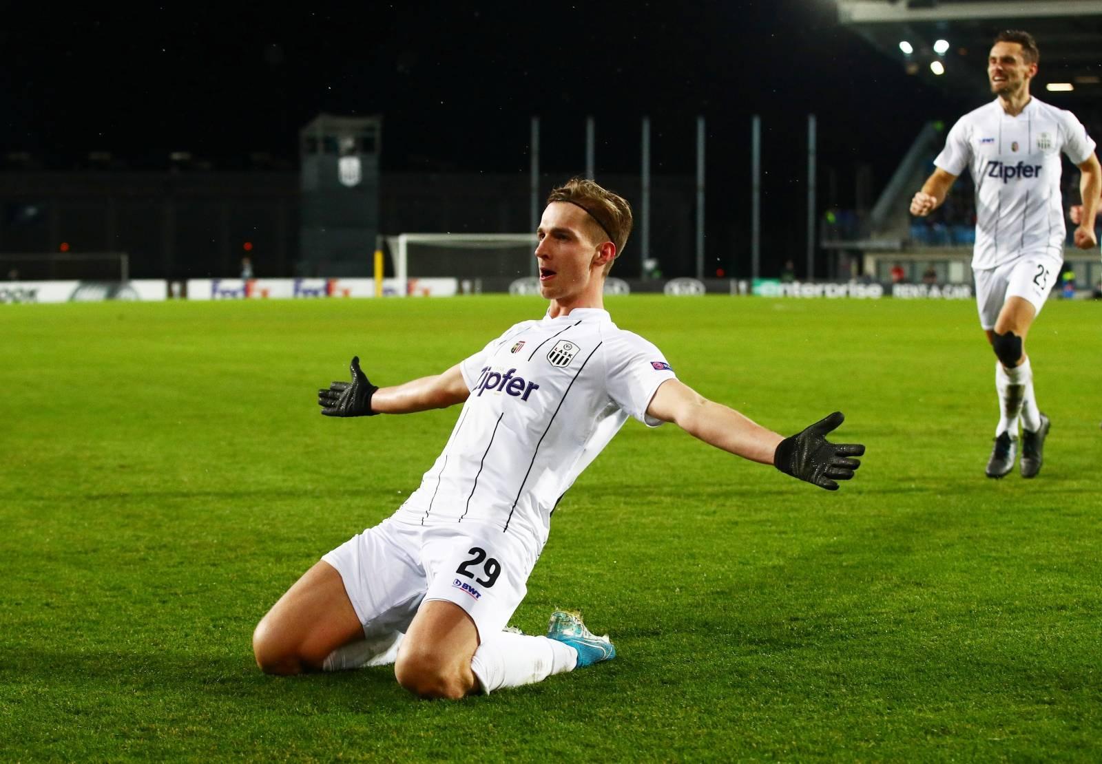 Europa League - Round of 32 Second Leg - LASK Linz v AZ Alkmaar