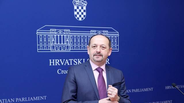 Zagreb: Ivan Lovrinović o istjerivačima dugova