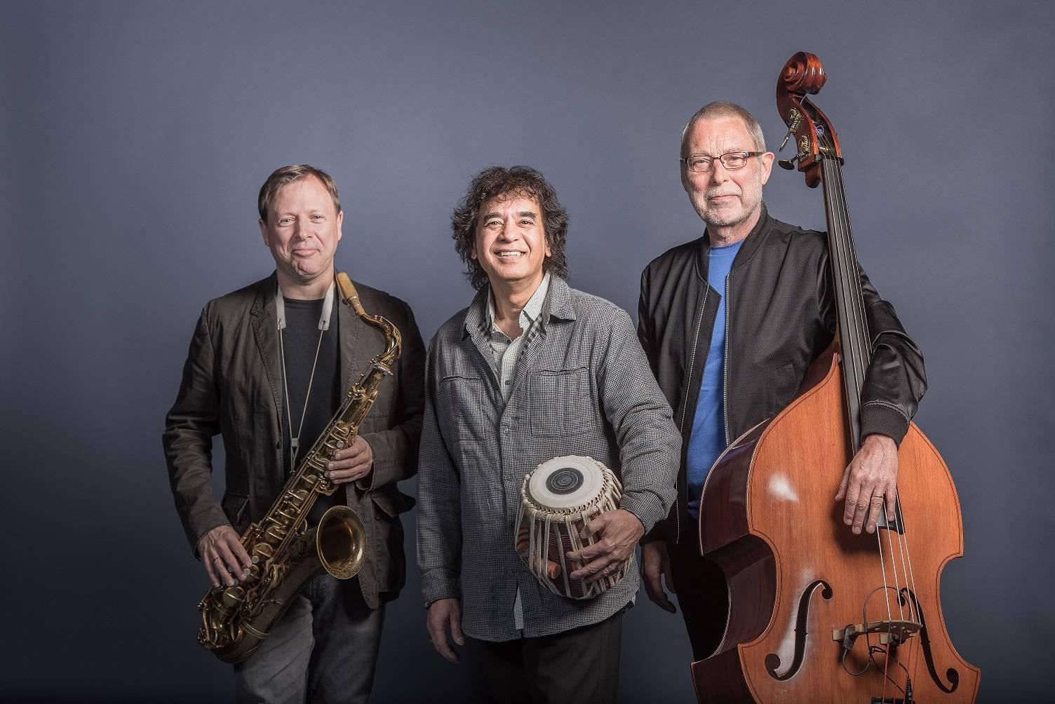 Cross Currents Trio 30. listopada u Zagrebu!