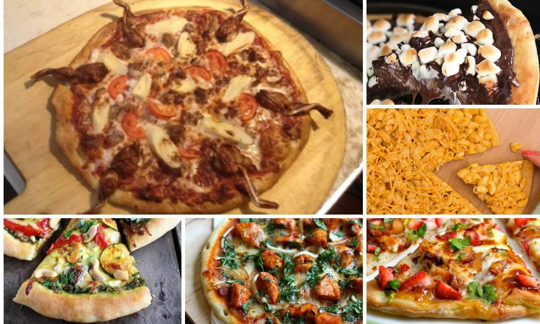 Najluđi dodaci pizzi na svijetu: Od banana i batata do žaba...
