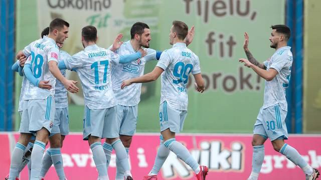 Koprivnica: NK Slaven Belupo i GNK Dinamo u 14. kolu Prve HNL Lige