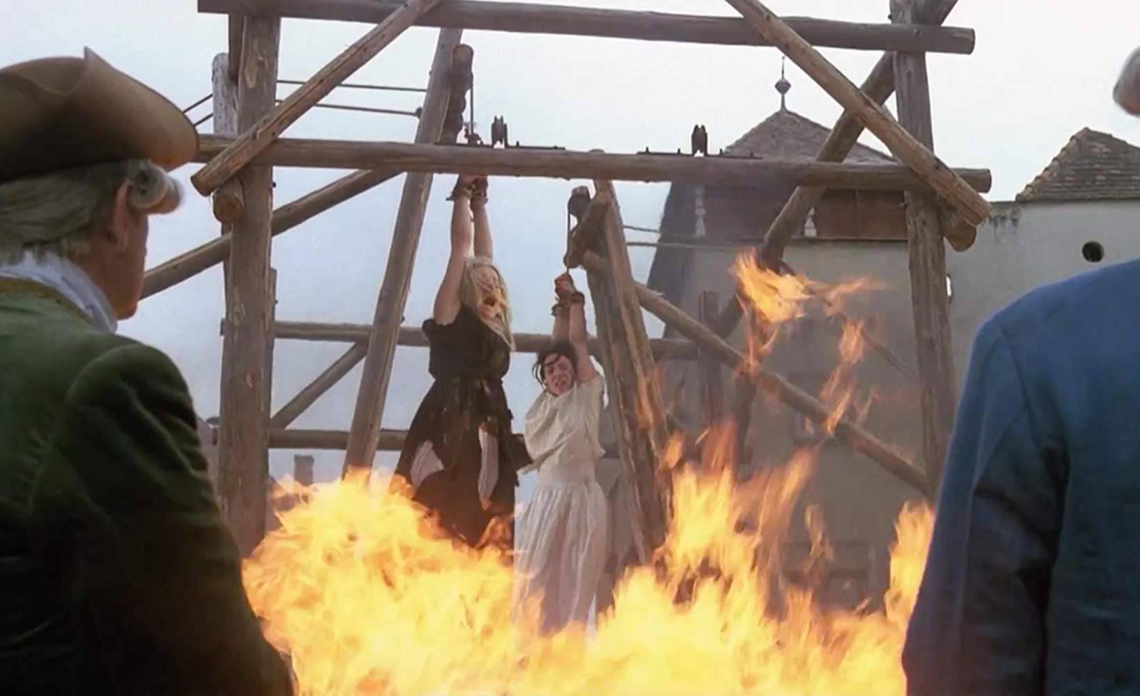 Egzekucije, crne mise, ubojstva francuske elite i sotonizam...