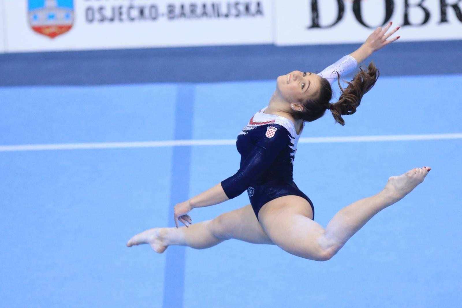 Gimnastičarka Đerek osvojila je zlato, Srbić je završio šesti