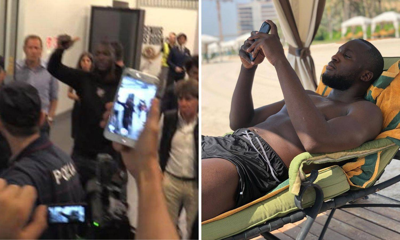 Lukakua su iz Uniteda ispratili kritikama: Ima preko 100 kila!