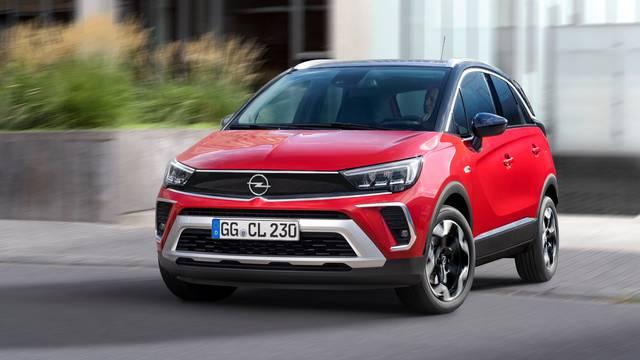 Opel obnovio Crossland: Izgleda kao Mokka i stiže 2021. godine