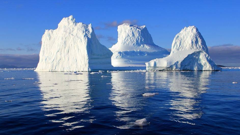 Uzbuna znanstvenika nakon nestanka pola bilijuna tona ledene ploče na Grenlandu