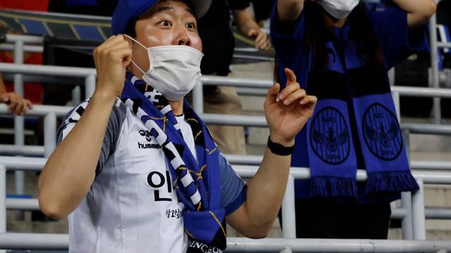 K League 1 - Incheon United FC vs Gwangju FC