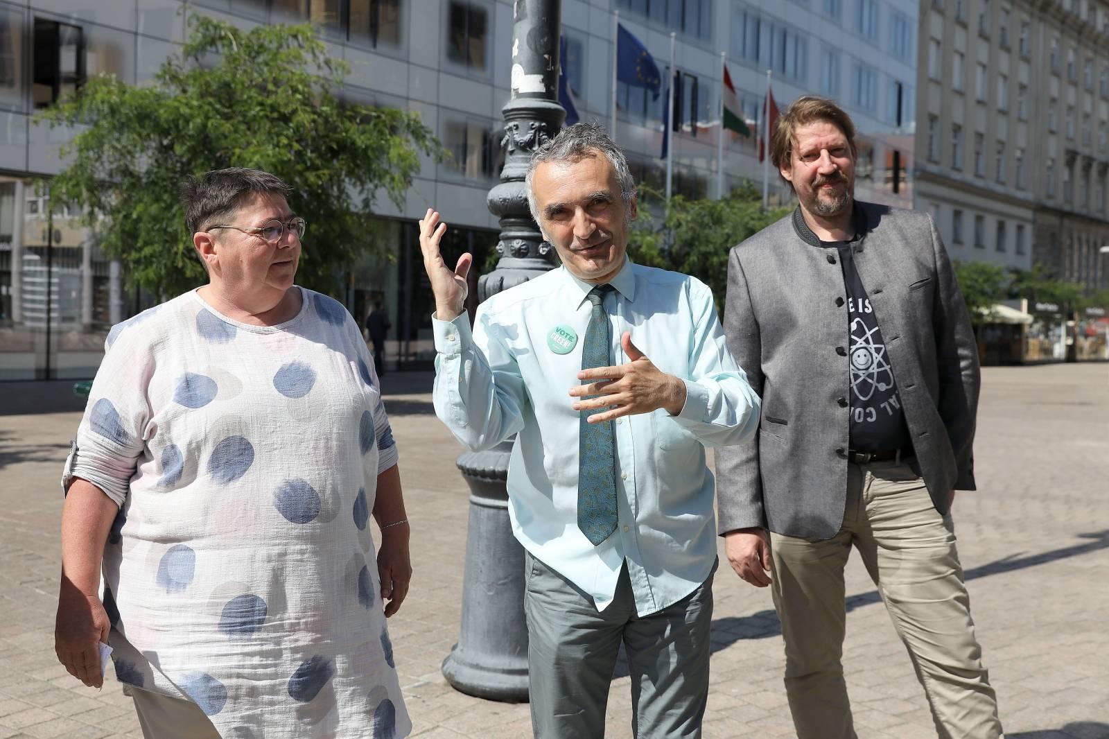 Zagreb: ORAH za parlamentarne izbore dobio podršku od Europske zelene stranke