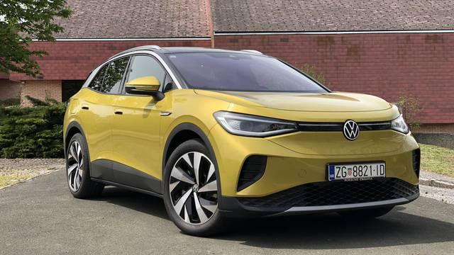 Prvi test: VW je brzo naučio, novi ID.4 je jedan od najboljih električnih auta današnjice