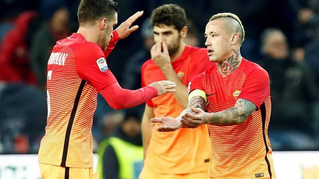 Udinese  v AS Roma  Italian Serie A