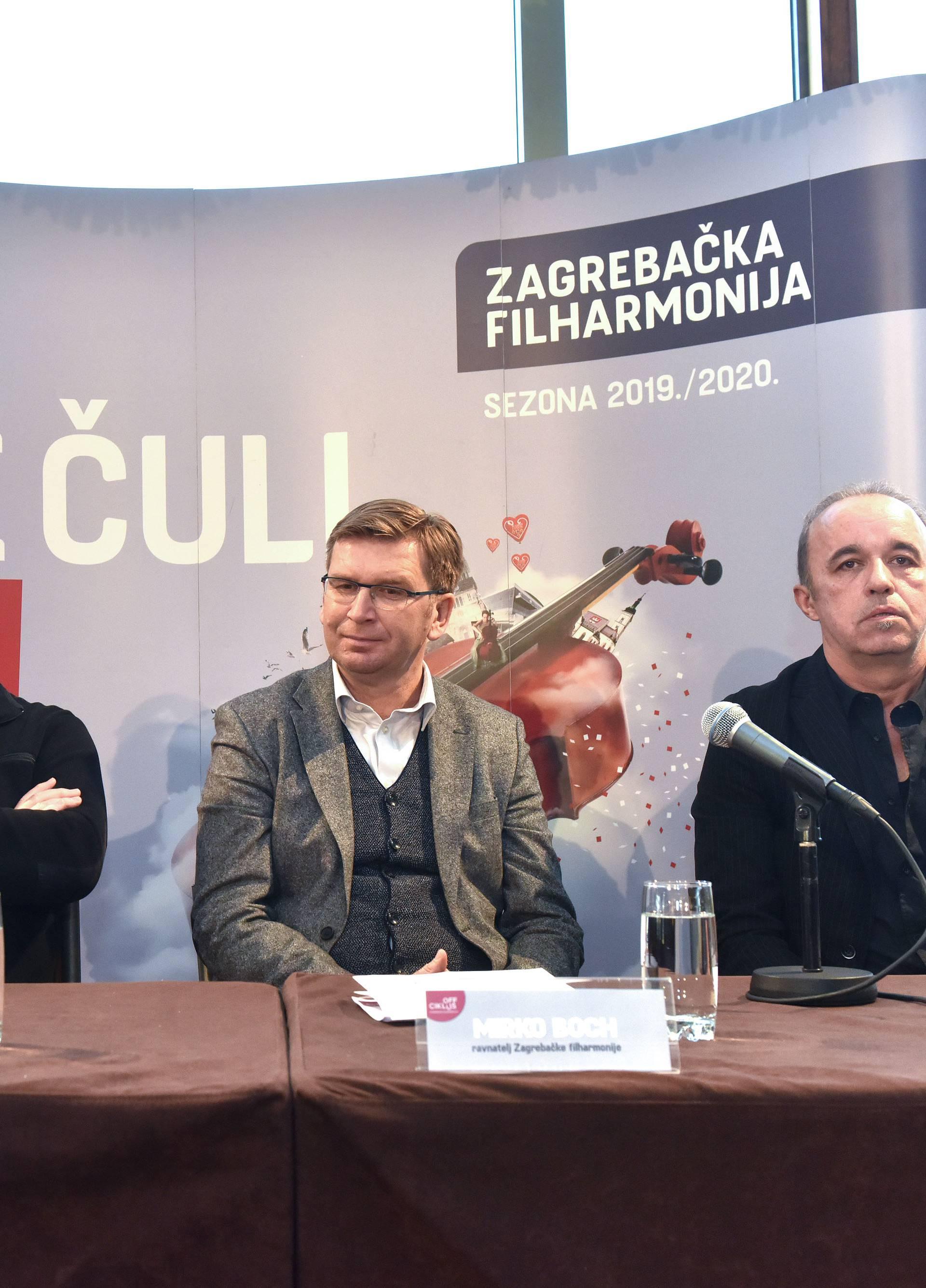 Zagreb: Predin najavio svoj koncert sa Zagrebačkom filhamonijom
