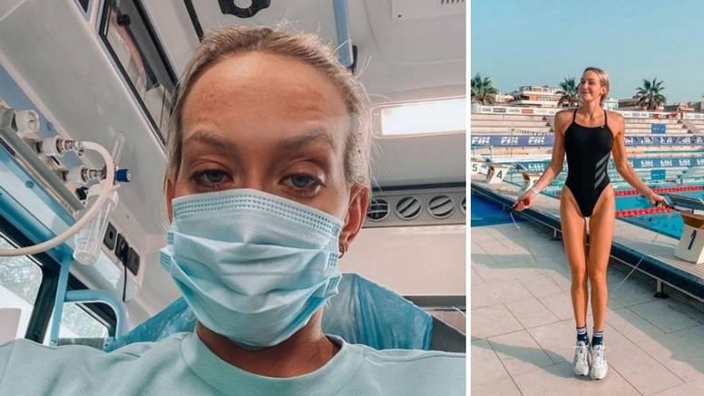 Australska zlatna olimpijka se cijepila, ali je ipak završila u bolnici zbog zaraze koronom