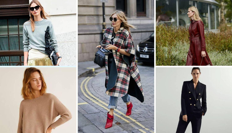 Top pet jesenskih trendova za žene u 40-ima: Koža, karirano...
